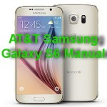 AT&T Samsung Galaxy S6 Manual / User Guide PDF Download