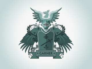 Animated Family Crest