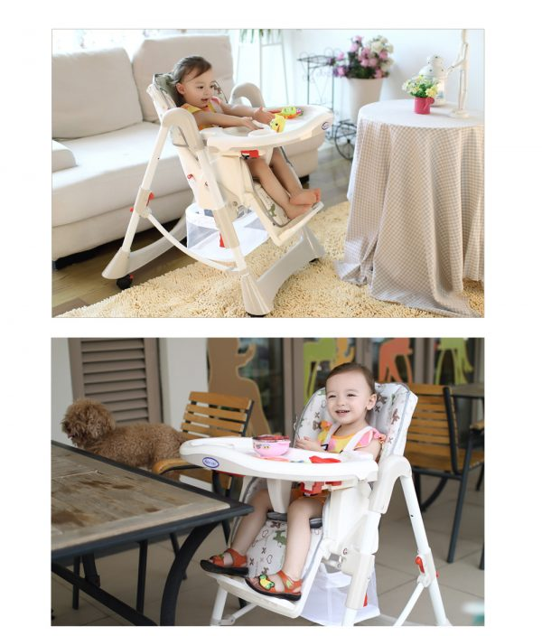 Multi-Functional Baby High Chair-1011_05