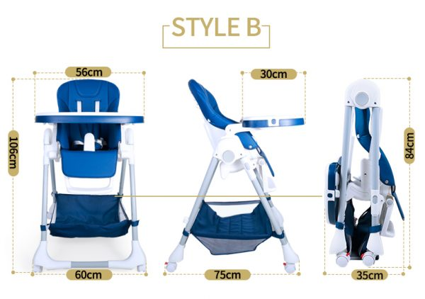 Multi-Functional Baby High Chair-ACE 1014-2