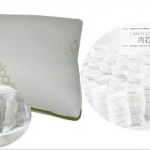 Samuels Direct Pocket Spring Pillow