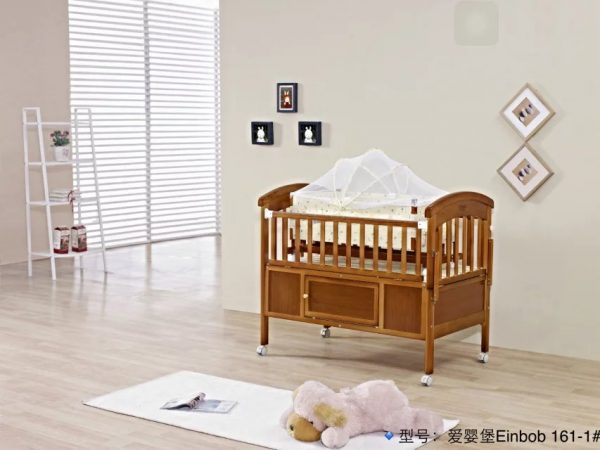 SamuelsDirect Baby Cot Bed/ Baby Crib-161-1new