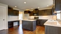Should You Stain or Paint Your Kitchen Cabinets For a ...