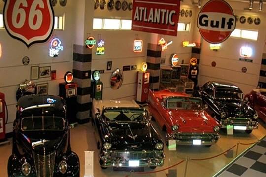 Klasik Otomobiller Müzesi