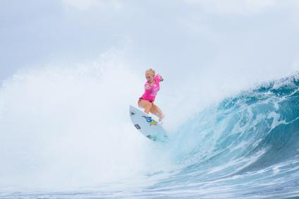 Tatiana Weston-Webb. Photo: WSL