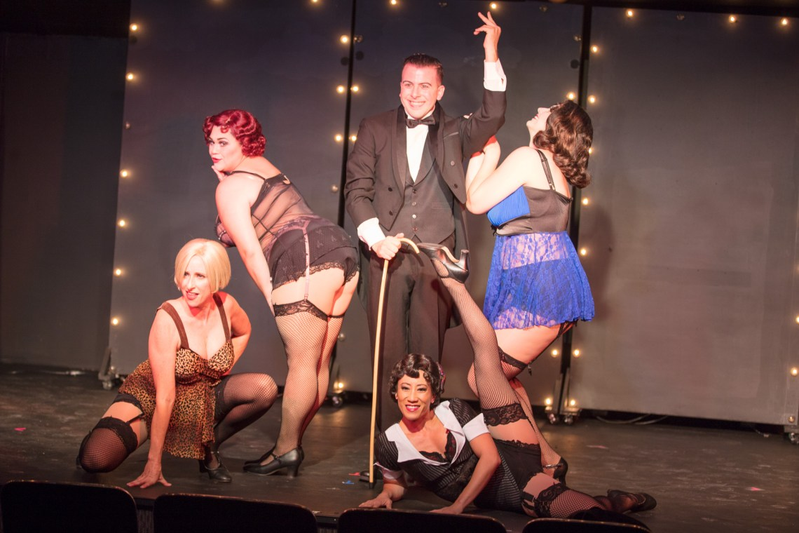 """Cabaret"" will run at the Cabrillo Playhouse Sept. 15-Oct. 8. Photo: Courtesy of Stephen Hill"