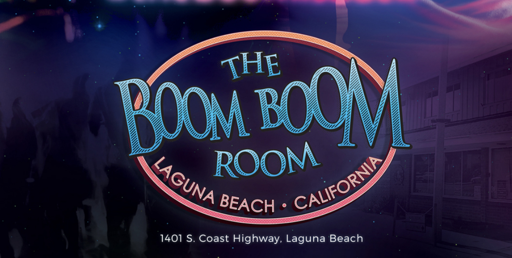 One Night Only! NYE Party at the Boom Boom Room! | San Clemente Times