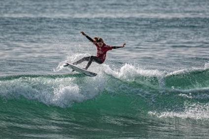 Bella Kenworthy. Photo: Courtesy of NSSA