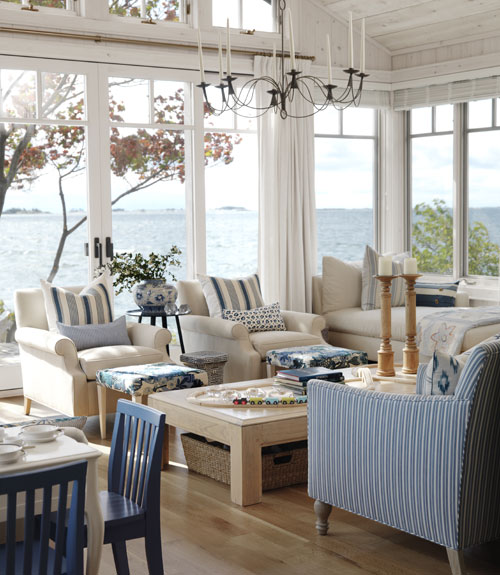 How to Decorate Coastal (without lookinu0027 all Margaritaville - coastal home decor