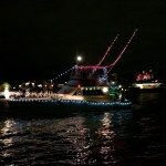 Things to do Christmas Boat Parade