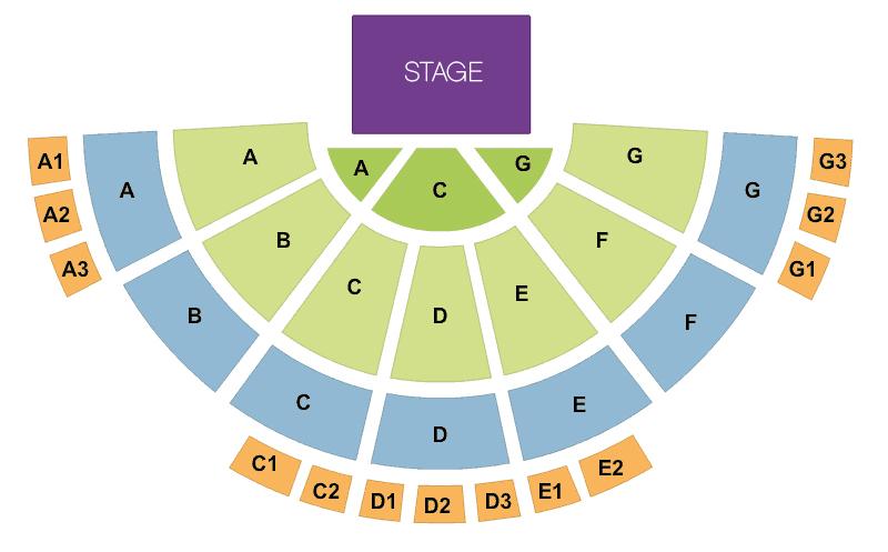 Amphitheater - Sandia Resort  Casino