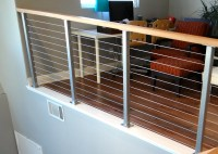 Cable Railing Posts - San Diego Cable Railings