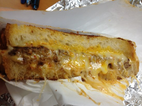 Greengo Grilled Cheese Gastro Truck
