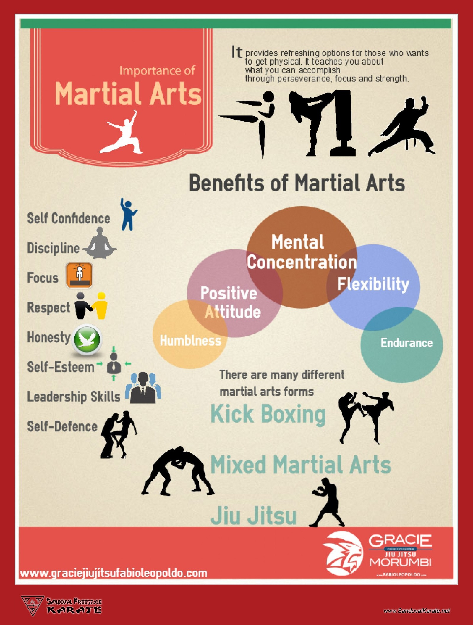 benefits of mixed martial arts