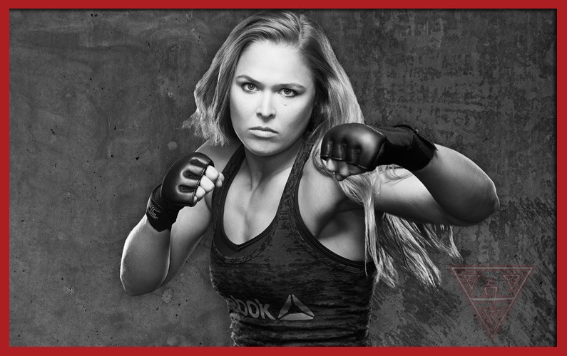 Ronda Rousey - Gretest Female MMA Fighter Ever