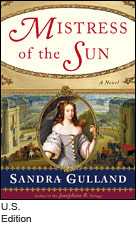 Mistress of the Sun - U.S. Cover