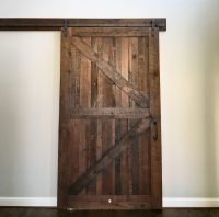 Reclaimed Wood Barn Doors | Baltimore, MD | Sandtown Millworks