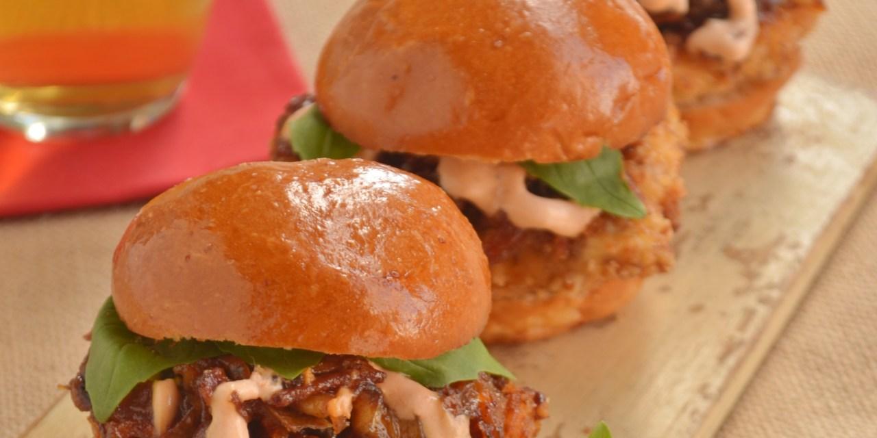 Tailgate Sandwiches Inspire Sandwich Night