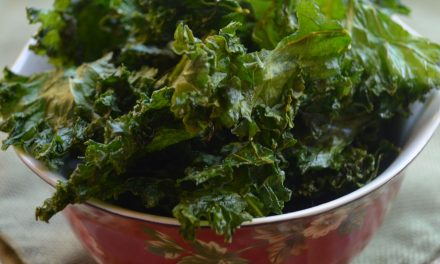 Try These Perfect Kale Chips for the Perfect Sandwich Side Dish
