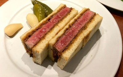 Would You Pay $180 for a Steak Sandwich?