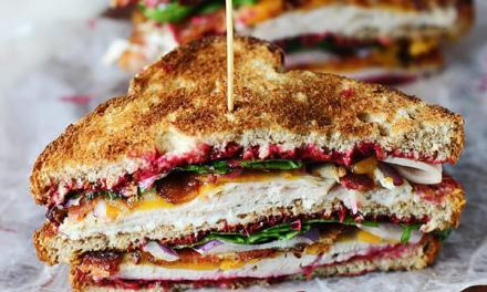 Who You Calling Turkey? Thanksgiving Leftover Sandwiches!
