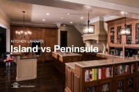 When To Choose A Peninsula Over An Island In Your Kitchen