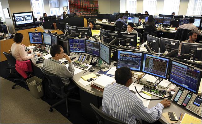 Trading floor Trading Floors Pinterest - stock broker job description