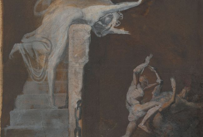Henry_Fuseli_-_Ariadne_Watching_the_Struggle_of_Theseus_with_the_Minotaur_-_Google_Art_Project