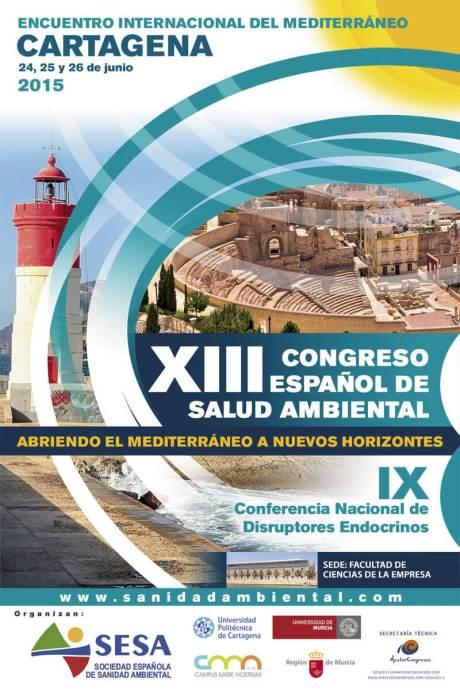 XIII Congreso Español de Salud Ambiental y IX Conferencia Nacional de Disruptores Endocrinos