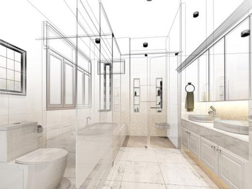 Bad im Keller - sanier - badezimmer im keller