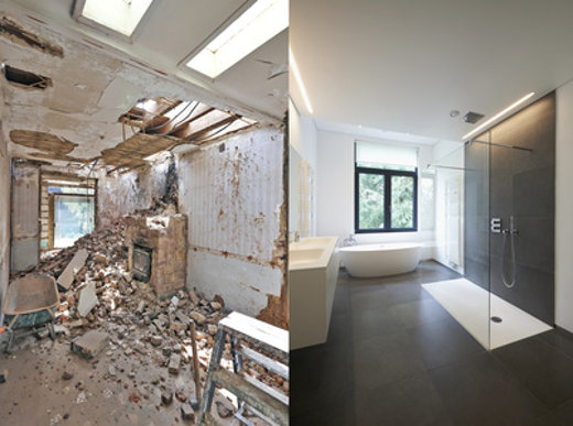 Neue Badezimmertrends - badezimmer im keller