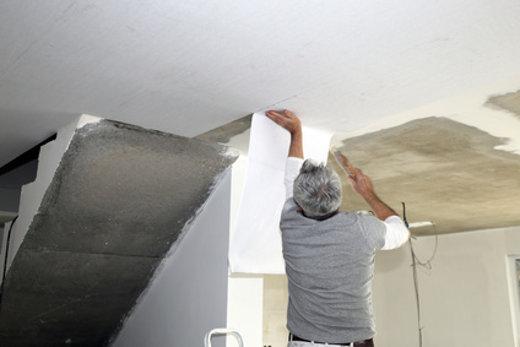 Abstrakte Bilder F%C3%BCr Wohnzimmer  Tapeten F252;r Die Decke Braunpulsonicquickly