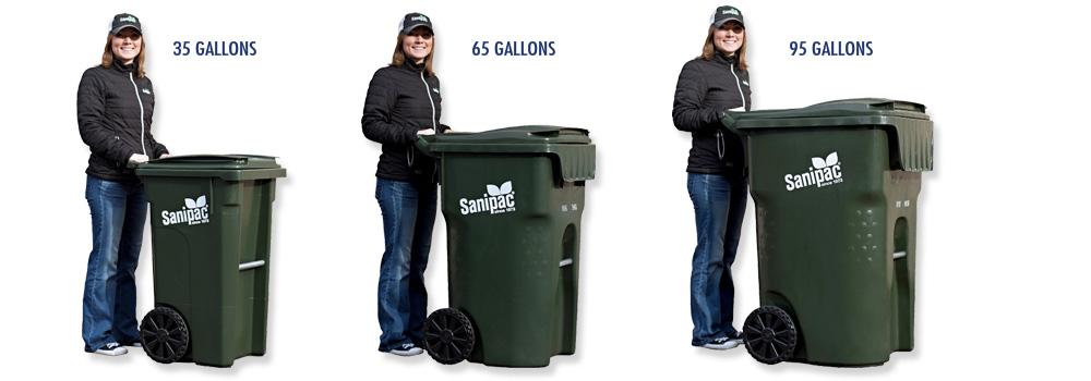 Sanipac Garbage Services