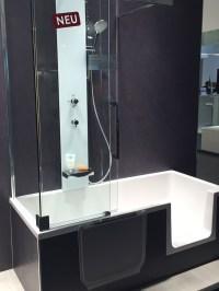 Badewannen mit Tr - Duschen in der Badewanne - Sanolux GmbH