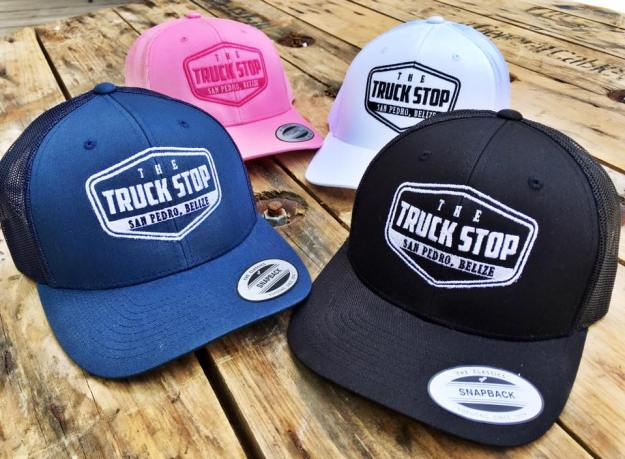 The Truck Stop Hats Available at San Pedro's Truck Stop & the Farmers' Market