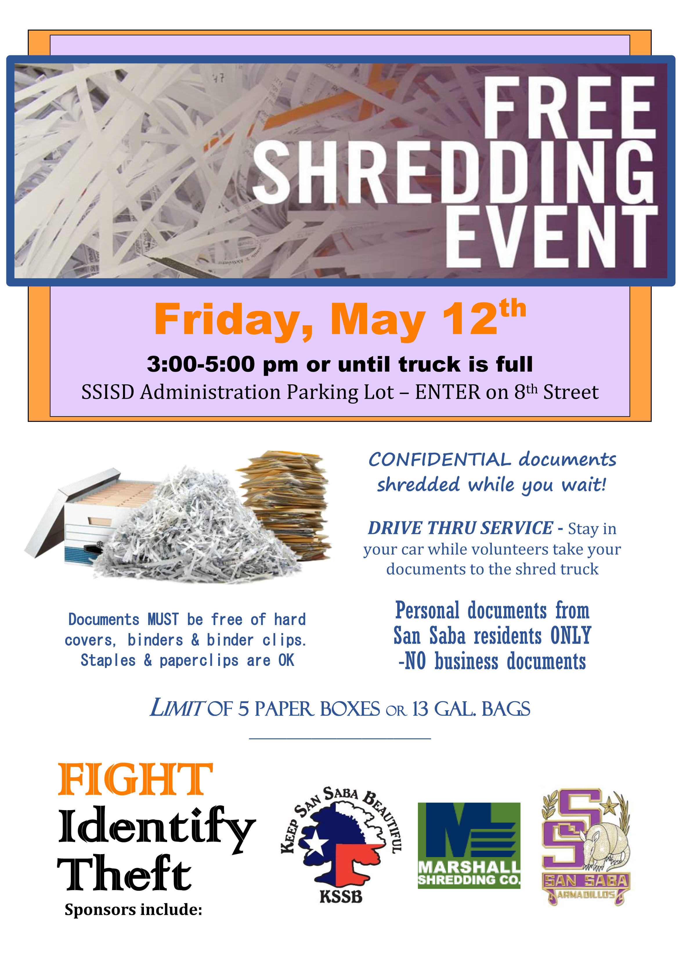 Free Xml Calendar Code Add A Google Calendar To Your Website Calendar Help Kssb Free Shredding Event San Saba Texas