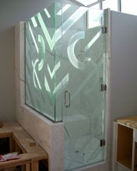 etched glass showers - Page 2 of 2 - Sans Soucie Art Glass