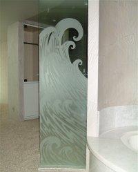 glass partitions - Sans Soucie Art Glass