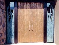 Etched Glass Doors, Windows & Showers: Reeds Design - Sans ...