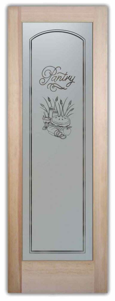 Need glass pantry door ideas sans soucie art glass
