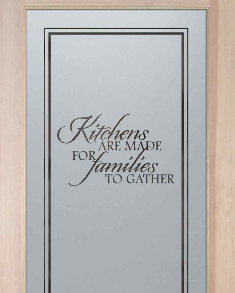 Engaging Family Kitchen Etched Glass Pantry Doors Sans Soucie Art Glass Glass Pantry Door Insert Glass Pantry Door Menards houzz-02 Glass Pantry Door