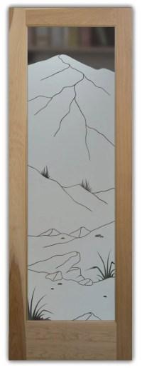 glass door - Sans Soucie Art Glass