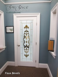 Glass Entry Doors - Sans Soucie Art Glass