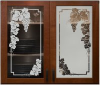 Etched Doors & Doors | Etched Glass | Etched Glass Design ...