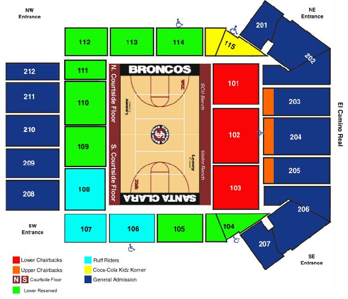 Women\u0027s Hoops Tickets On Sale October 1st - Santa Clara