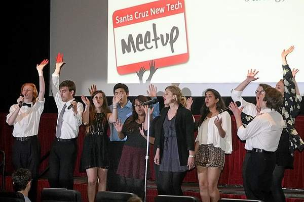 June Tech Meetup Rocks The Del Mar