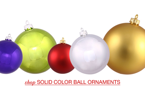Commercial Christmas Ornaments Santau0027s Quarters™ - large christmas decorations