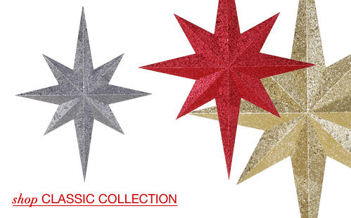 Large Christmas Ornaments Santau0027s Quarters™ - large christmas decorations
