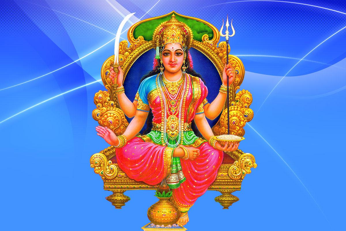 Vishu Hd Wallpapers Jai Santoshi Mata Santoshi Mata Puja Santoshimata Org