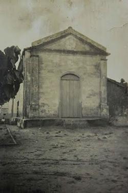 Primeira Capela de NS Aparecida